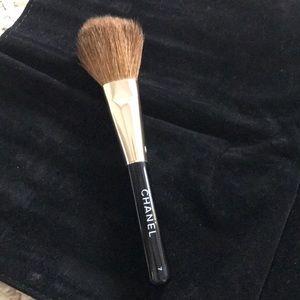 NWOT Chanel make up brush number #7